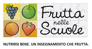 immagine frutta nelle scuole